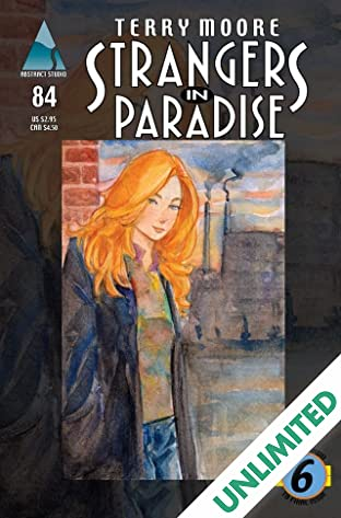 Strangers in Paradise Vol. 3 #84