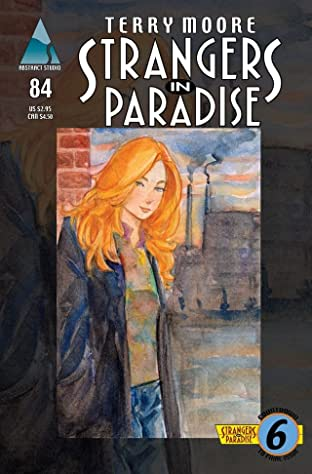 Strangers in Paradise Tome 3 No.84
