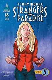 Strangers in Paradise Vol. 3 #85
