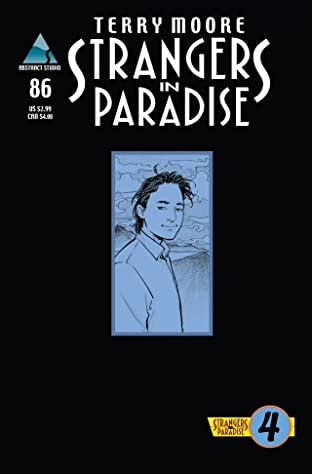 Strangers in Paradise Tome 3 No.86