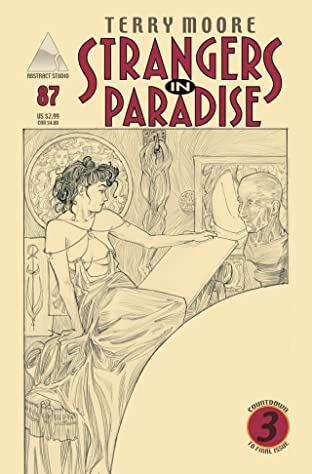 Strangers in Paradise Tome 3 No.87