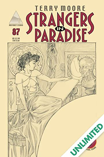 Strangers in Paradise Vol. 3 #87
