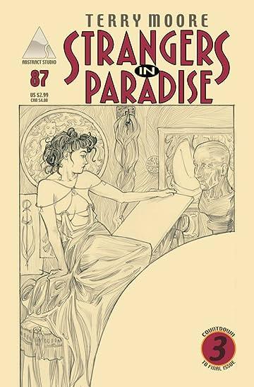 Strangers in Paradise Vol. 3 #87