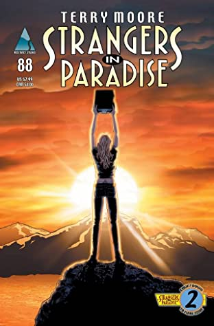 Strangers in Paradise Tome 3 No.88