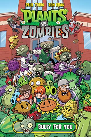 Plants vs. Zombies Bully For You