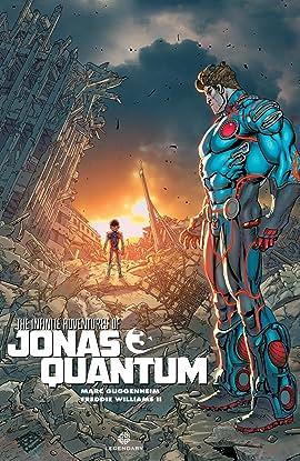 The Infinite Adventures of Jonas Quantum #3