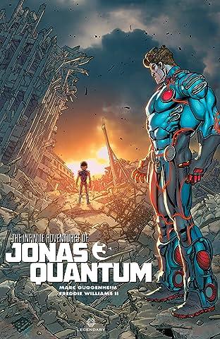 The Infinite Adventures of Jonas Quantum No.3