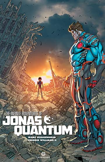 The Infinite Adventures of Jonas Quantum #3