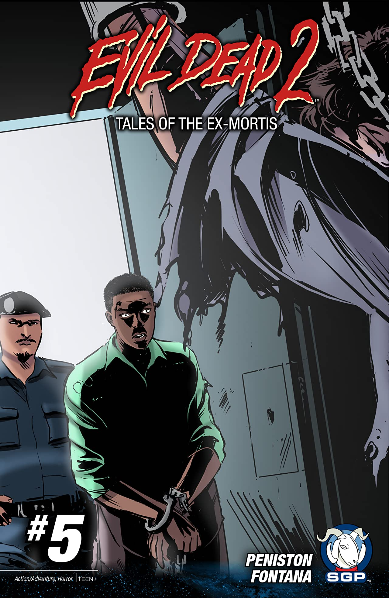 Evil Dead 2: Tales of the Ex-Mortis #5