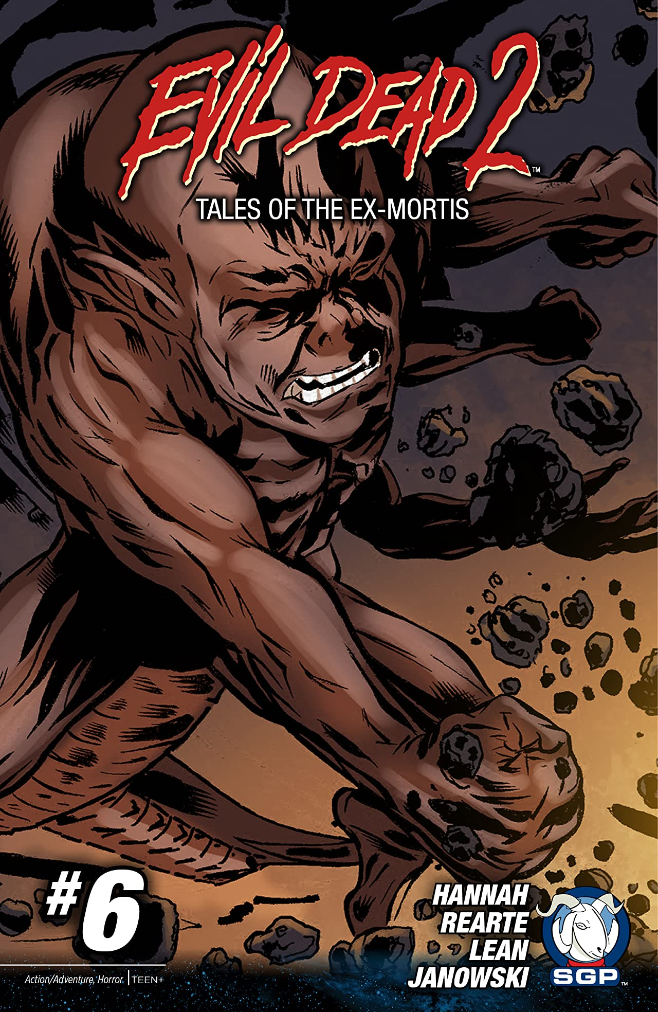 Evil Dead 2: Tales of the Ex-Mortis #6