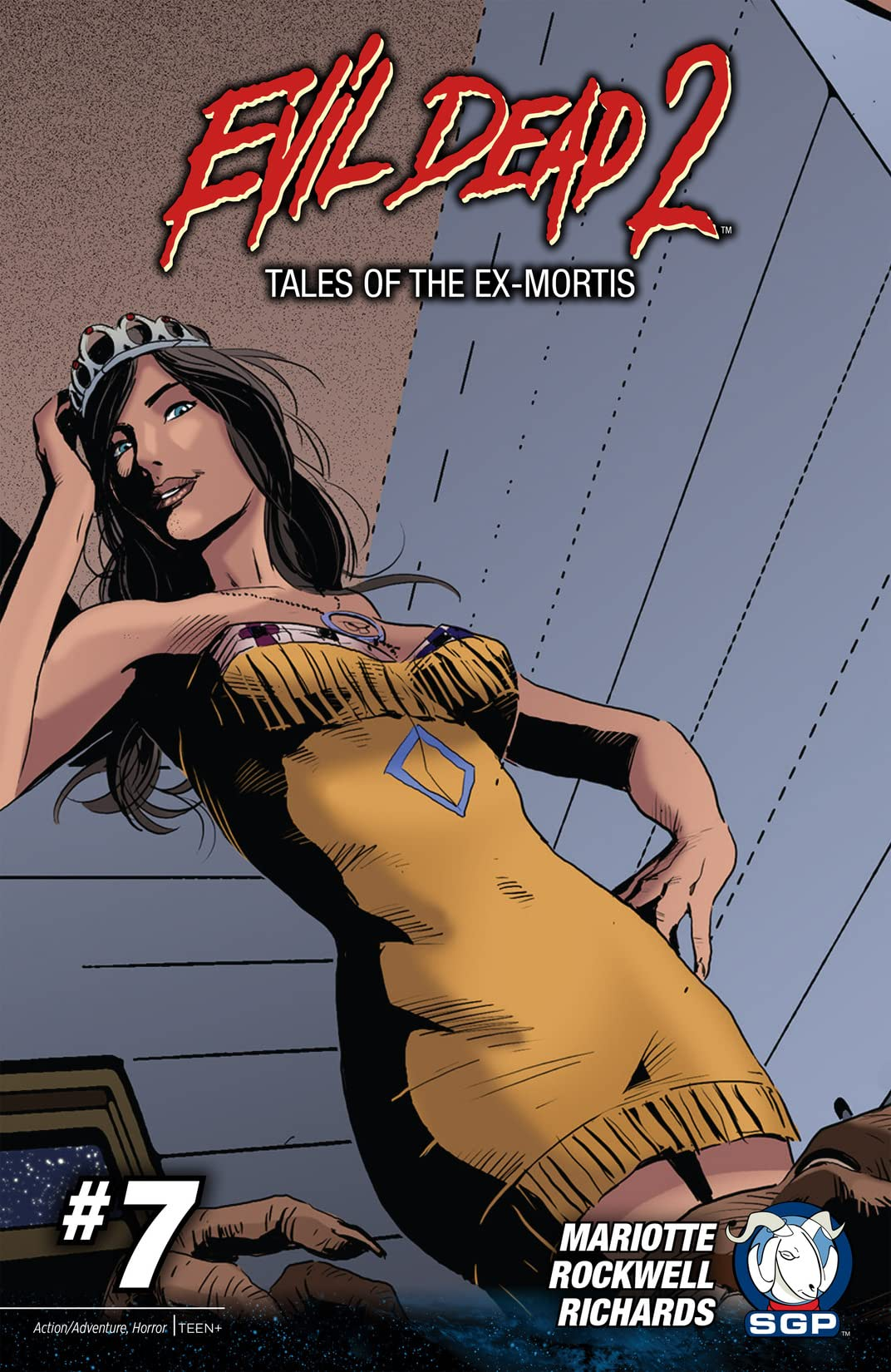 Evil Dead 2: Tales of the Ex-Mortis #7