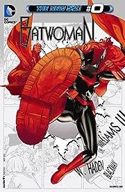 Batwoman (2011-2015) #0