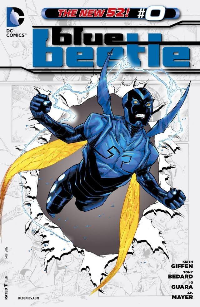 Blue Beetle (2011-2013) #0