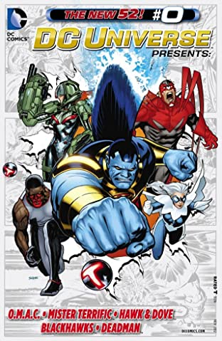 DC Universe Presents (2011-2013) No.0