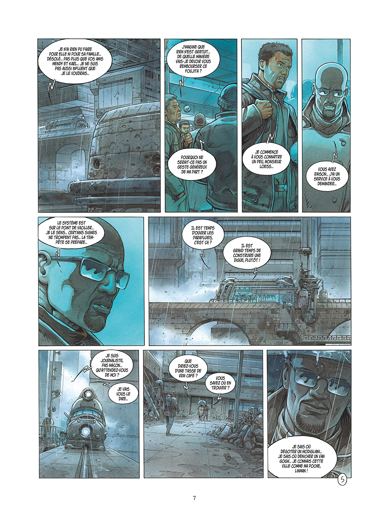 Metronom' Vol. 5: Habeas Mentem