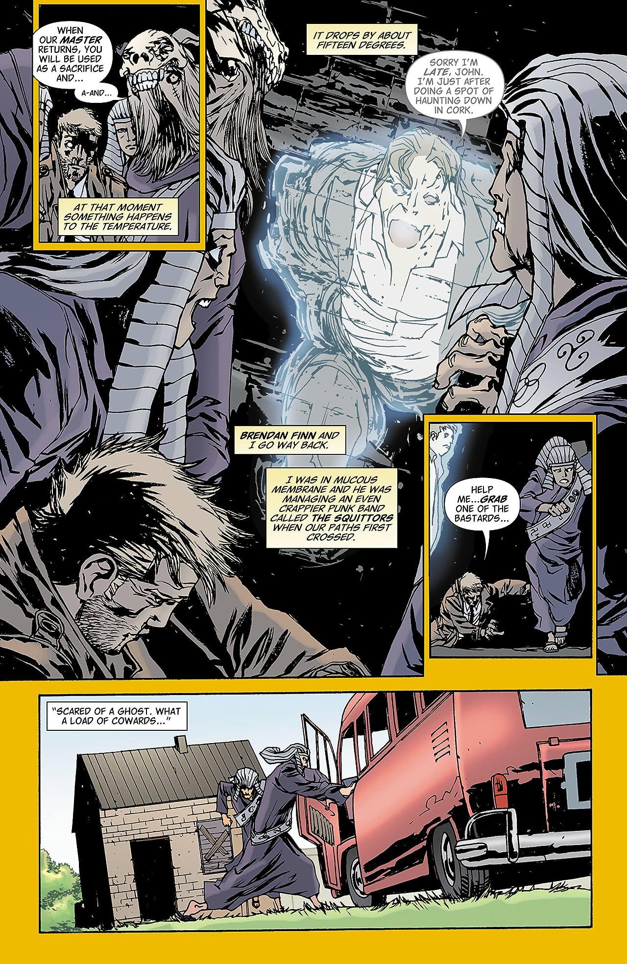 Hellblazer #295
