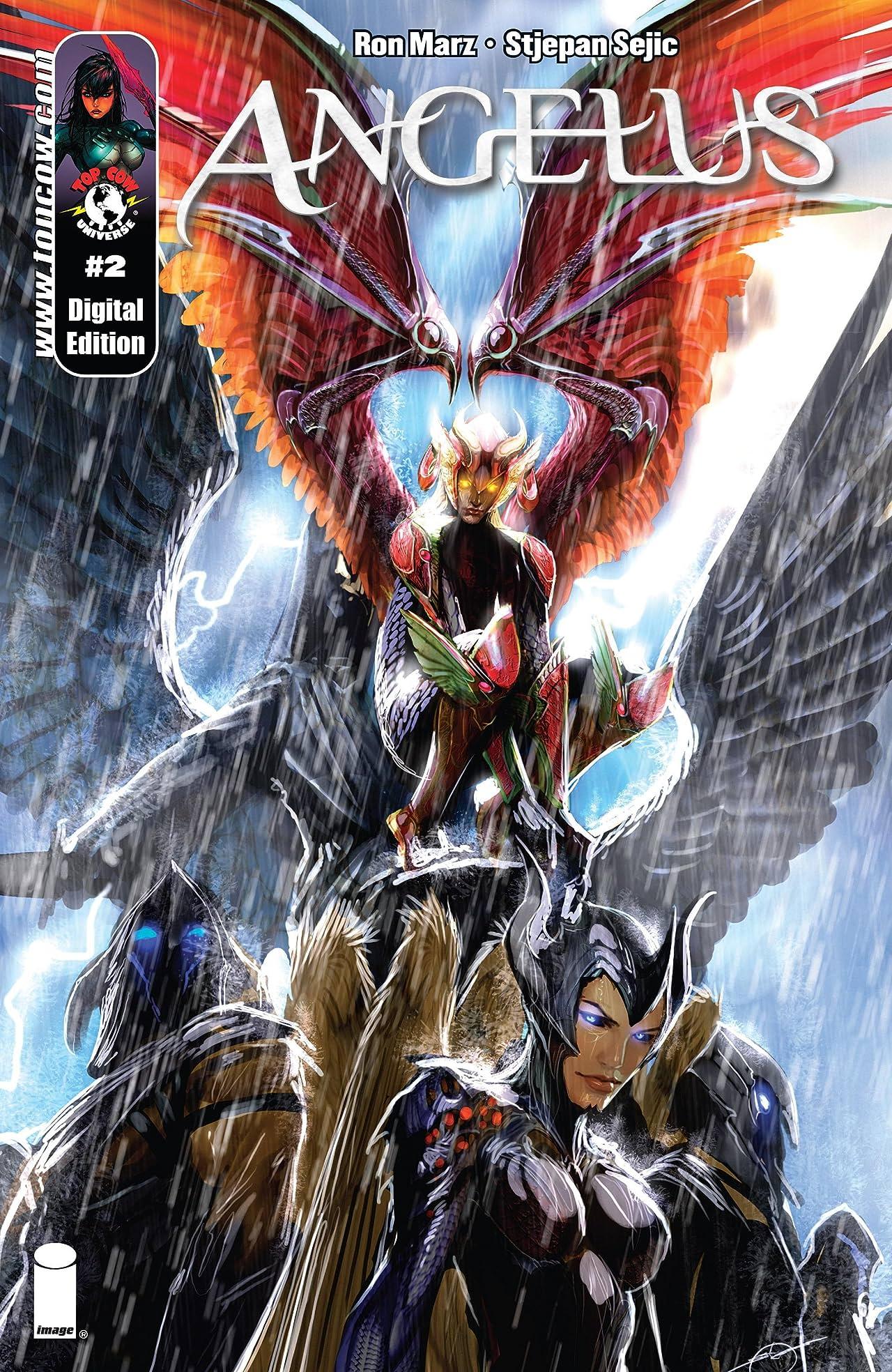 Angelus #2 (of 6)