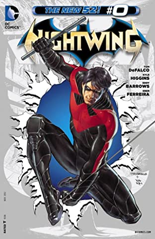 Nightwing (2011-2014) No.0