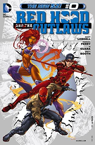 Red Hood and the Outlaws (2011-2015) No.0
