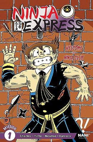 Ninja Express #1