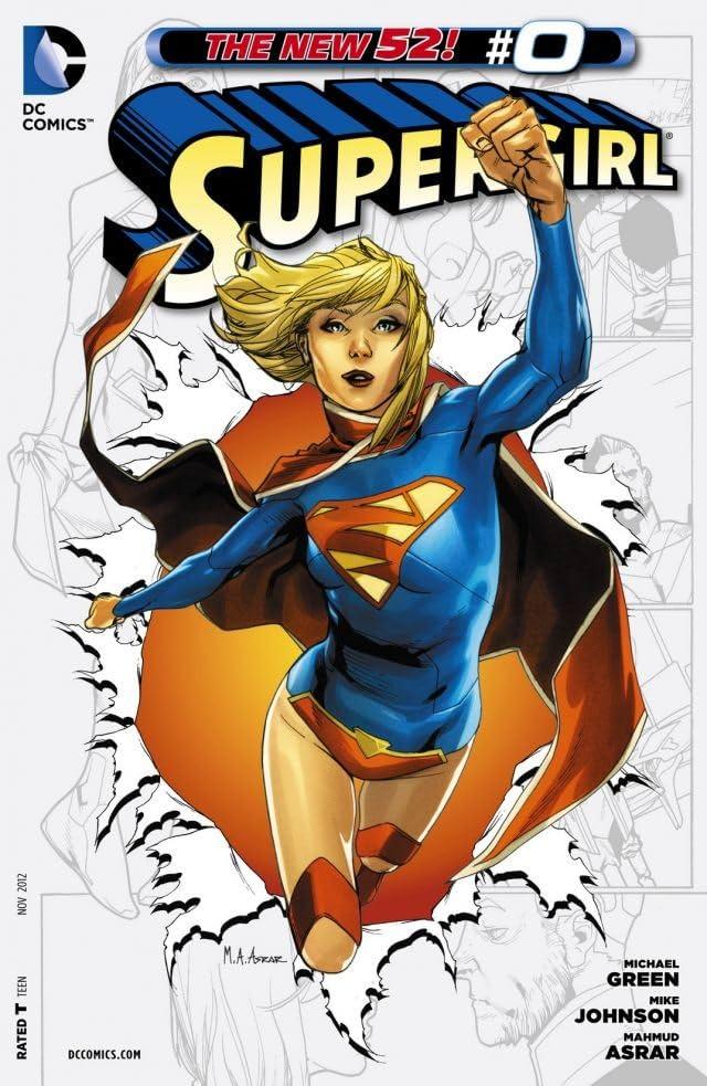 Supergirl (2011-2015) #0