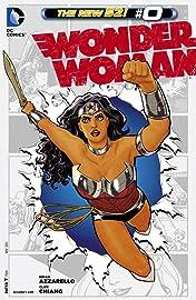 Wonder Woman (2011-2016) #0
