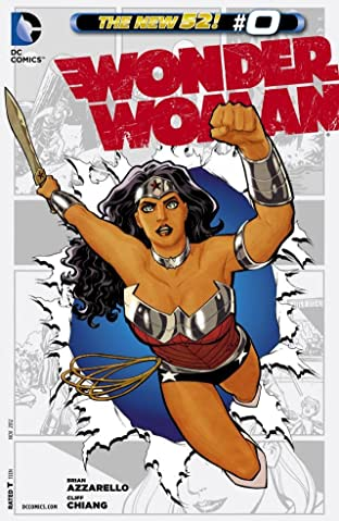 Wonder Woman (2011-2016) No.0