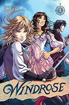 Windrose Vol. 1: The Astrolabe