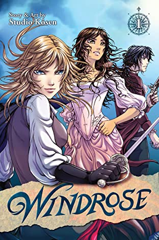 Windrose Tome 1: The Astrolabe