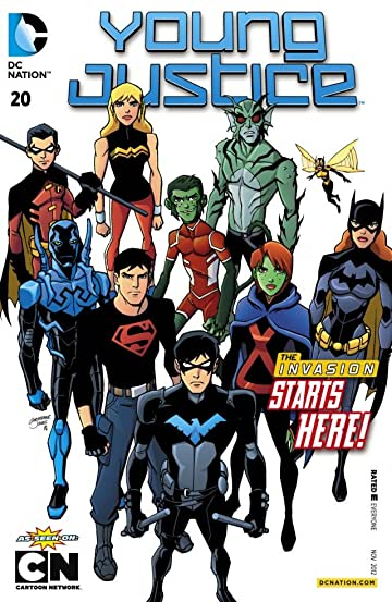 Young Justice (2011-2013) #20