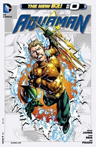 Aquaman (2011-2016) No.0