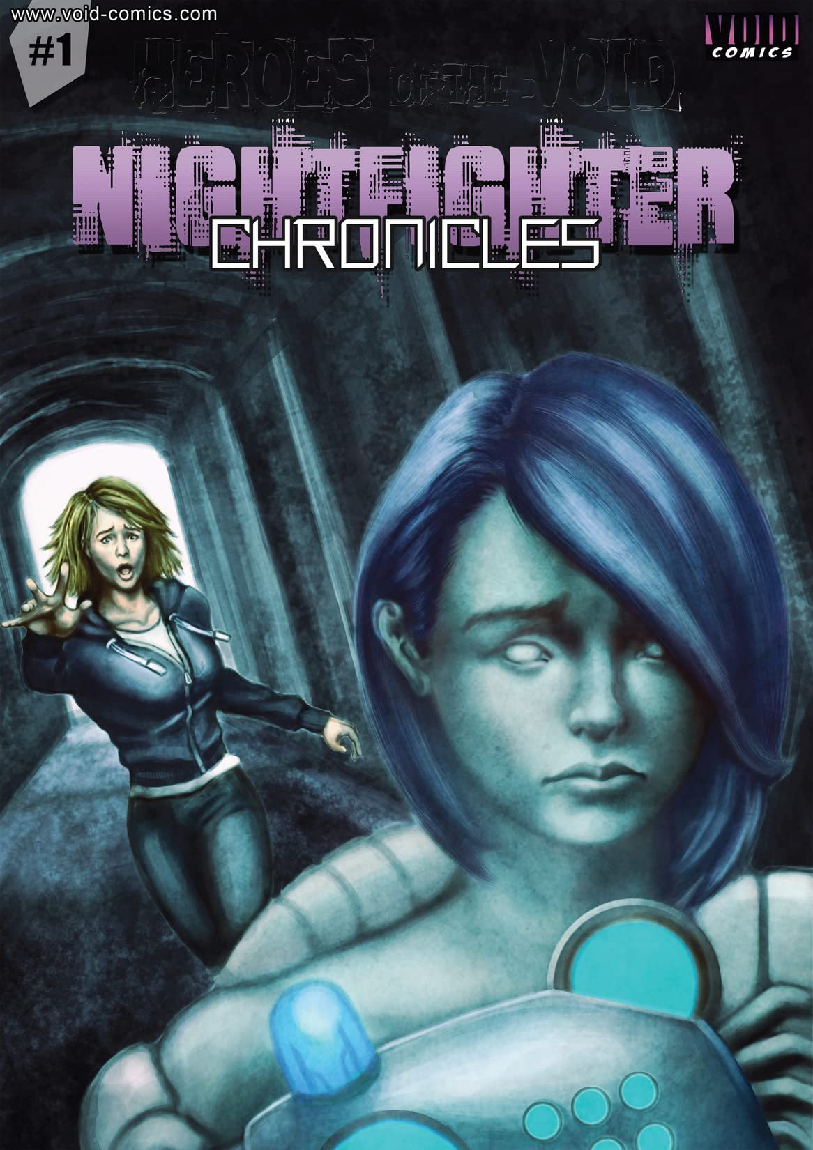 Nightfighter Chronicles #1