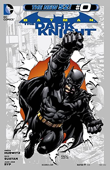 Batman: The Dark Knight (2011-2014) #0