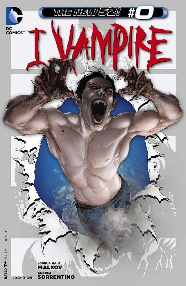 I, Vampire (2011-2013) #0