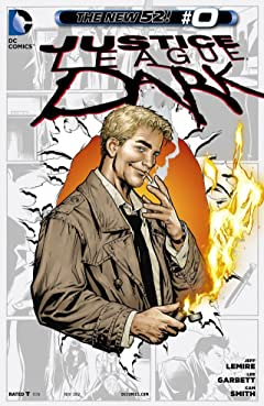Justice League Dark (2011-2015) #0