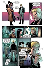 Justice League Dark (2011-2015) #0