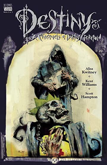 Destiny: A Chronicle of Deaths Foretold (1997) #2