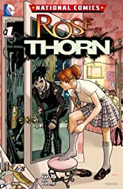 National Comics: Rose and Thorn #1