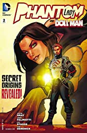 Phantom Lady (2012) #2 (of 4)