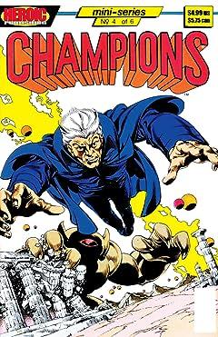 Champions #4