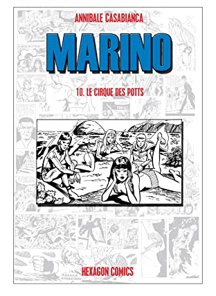 MARINO Vol. 10: Le Cirque des Potts