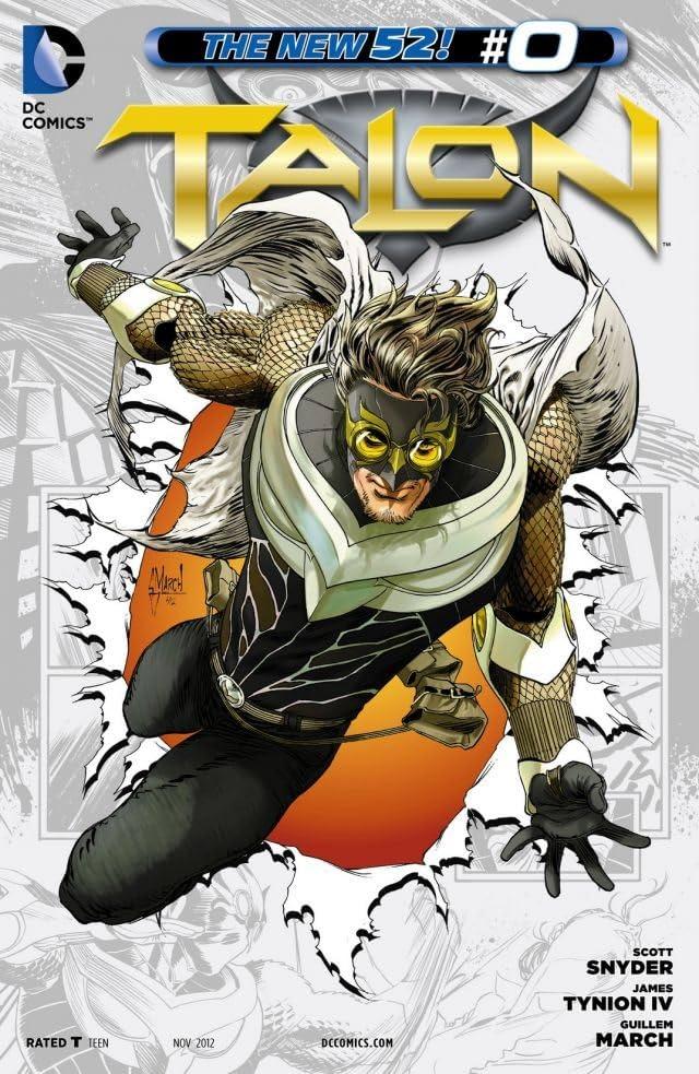 Talon (2012-2014) #0