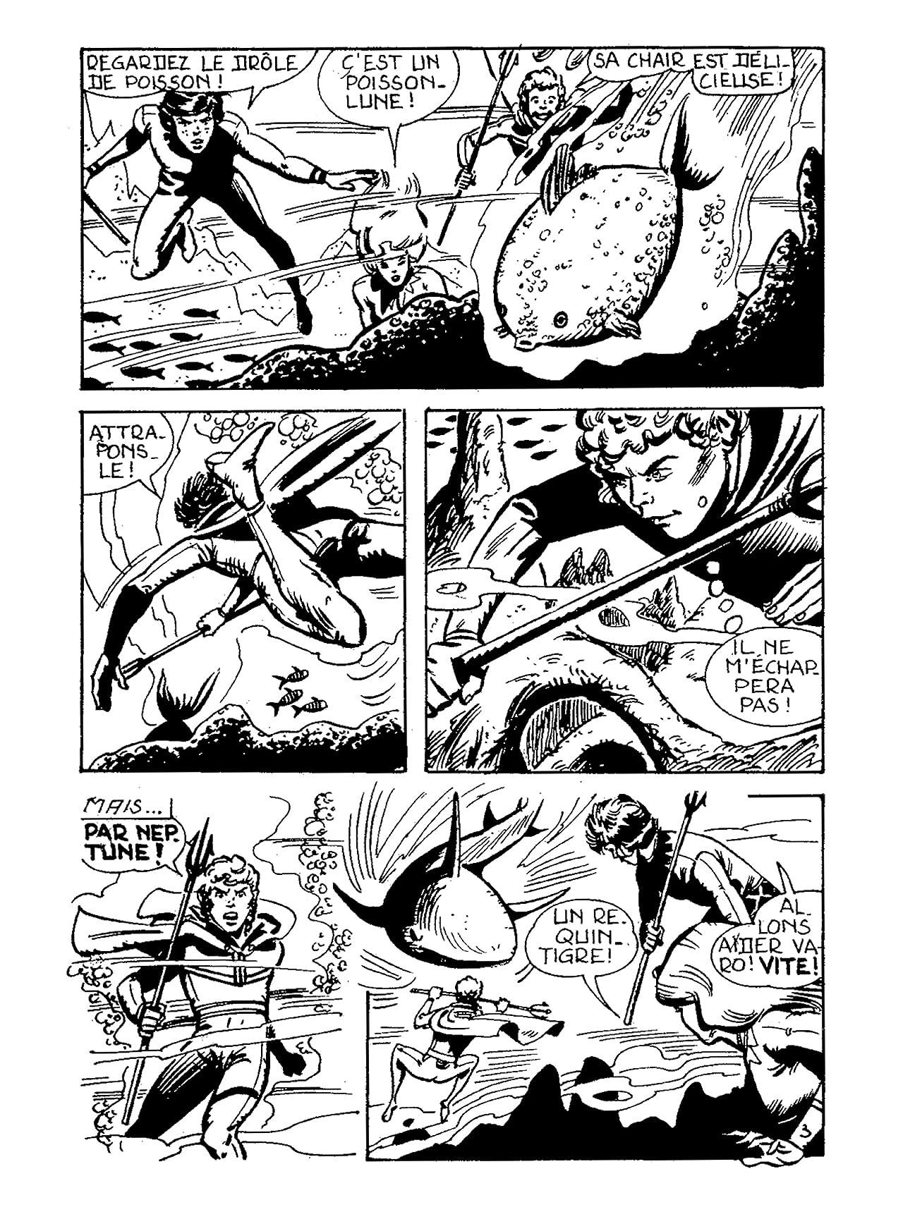 MARINO Vol. 13: Les Prisonniers du Lancer