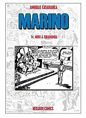MARINO Vol. 14: Mort à Tukamomba