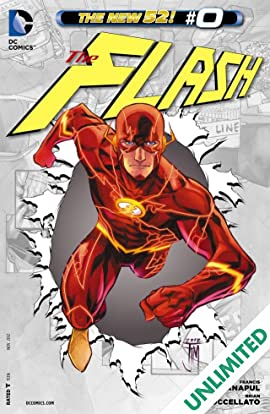The Flash (2011-2016) #0