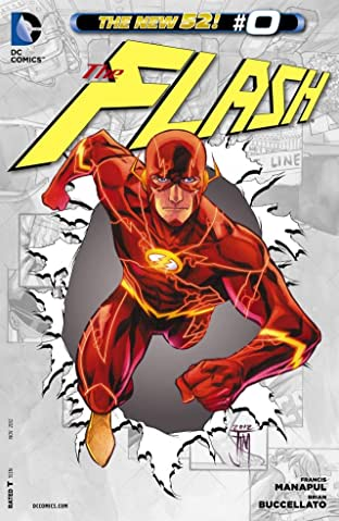The Flash (2011-2016) No.0