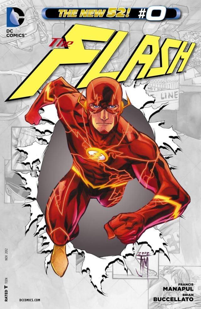 The Flash (2011-) #0