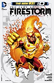 The Fury of Firestorm: The Nuclear Men (2011-2013) #0
