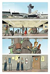 Great Pacific: Chapitre 10