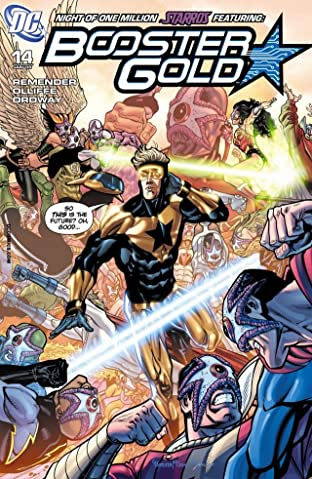 Booster Gold (2007-2011) No.14